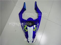 Blue White Fairing Fit for Yamaha 2012-2014 YZF-R1 Injection Mold ABS Plastic 15