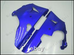 Blue White Injection Mold Fairing Fit for Yamaha 2000-2001 YZF R1 ABS Plastics