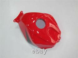 CO Fit for Injection Mold Plastic Red Black Fairing HONDA 03-2004 CBR600RR h010