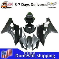 CO Injection Grey Mold Fairing ABS Plastic Fit for Yamaha 2006 2007 YZF R6 h060