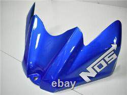 CO Injection Molding Plastic Fairings Fit for GSXR 600 750 SUZUKI 2008-2010 b076