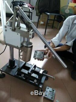 Desktop Benchtop Injection Molding Machine 110v 220v Plastic Create Manufacture
