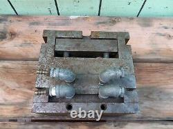 Die Cast Steel Block 9-7/8x8x8-15/16 Plastic Injection Mold M-956 Stamping