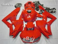 FAIRING Set Fit for Honda 2013-2016 CBR 600 RR F5 Red Injection Mold Plastic Kit