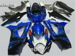 FAIRING Set Fit for SUZUKI 2007-2008 GSXR 1000 K7 Injection Mold Plastic Kit rB5