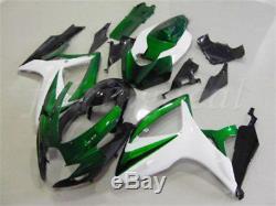 FD Plastic Fairing Injection Mold Fit for 2006-07 Suzuki GSX-R 600 750 K6 u099