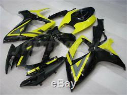 FD Plastic New Injection Mold Fairing Fit for Suzuki 2006 07 GSXR 600 750 u038