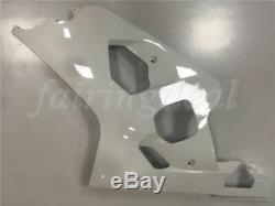 FD Plastic White Fairing Fit for Suzuki 04 05 GSXR 600 750 Injection Mold u020