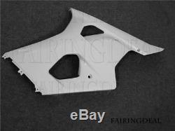 FD Unpainted Injection Mold Fairing for Suzuki 2003 2004 GSXR 1000 K3 Plastic