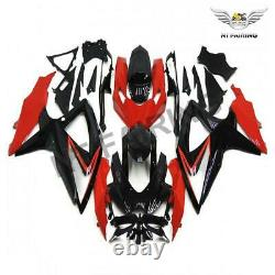 FL Injection Mold Red Plastic Fairing Fit for Suzuki 2008-2010 GSXR 600 750 a080