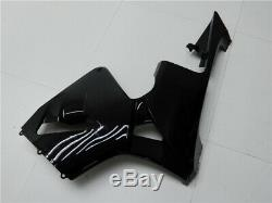 FSC Injection Mold Fairing Fit for Honda 2005-2006 CBR 600RR Black Plastic c027