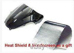 FS Injection Mold Plastic Cowl Kit Fairing Fit for Honda 2005-2006 CBR600RR i011