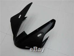 FTB Injection Black Plastic Molding Fairing Fit for Yamaha YZF R1 2002-2003 w024