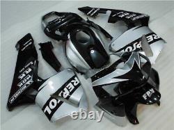 FT Injection Mold Black Plastic Fairing Fit for Honda 2005-2006 CBR 600RR s060