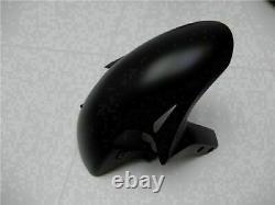 FUA Matte Black Injection Molding Fairing Plastic for Honda 06-07 CBR1000RR t003