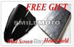 Fairing Black Plastic Kit Injection Mold Fit for Honda 2008-2011 CBR1000RR bFH