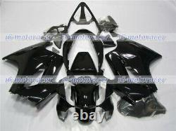 Fairing Fit for 2002-2012 VFR 800 New Gloss Black ABS Plastic Injection mold #15