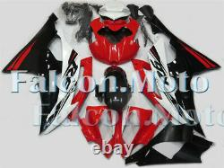 Fairing Fit for 2008-2016 YZF600 R6 Red White Black Injection Mold Plastics aCC