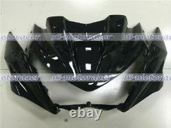 Fairing Fit for 2013-2016 Kawasaki Z800 Black Injection Mold Plastics Set s#02