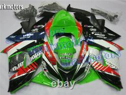 Fairing Fit for Fit for 2006-2007 ZX-10R Plastic Mold Bodywork Injection tB9