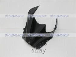Fairing Fit for Kawasaki ZX14 2006-2011 Plastic Mold Injection Black Green a#36