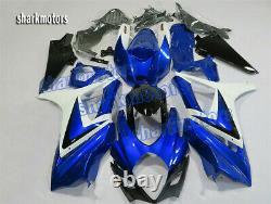 Fairing Fit for Suzuki 2007-2008 GSXR 1000 Injection Molding Plastics Set Blue