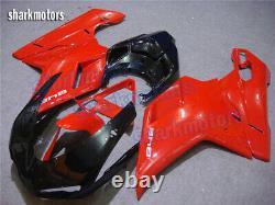 Fairing For Ducati 848 1098 1198 2007-2012 Injection Mold Bodykits Plastics Set