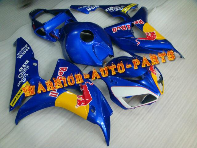 Fairing For Honda Cbr1000rr 2006 2007 Plastics Set Injection Mold Body Work M23