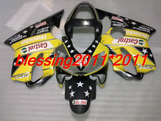 Fairing For Honda Cbr600 F4i 2001 2002 2003 Injection Mold Abs Plastics Set B16