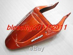Fairing For Suzuki 2000 2001 2002 GSXR1000 K1 K2 Plastics Set Injection Mold B31