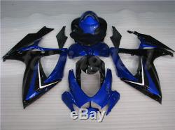 Fairing For Suzuki 2006 2007 GSXR 600 750 K6 Plastic Mold Bodywork Injection b04