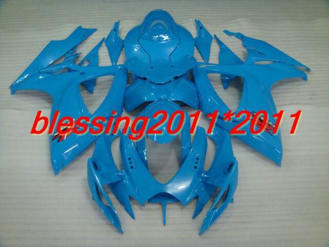 Fairing For Suzuki Gsxr600 750 K6 2006-2007 Abs Plastic Injection Mold Set B61