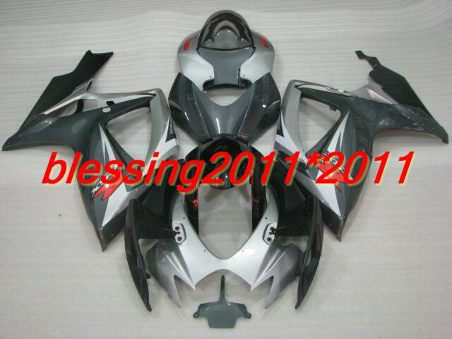 Fairing For Suzuki Gsxr600 750 K6 2006-2007 Abs Plastic Injection Mold Set B84