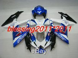 Fairing For Suzuki GSXR600 750 K8 2008 2009 2010 ABS Plastic Injection Mold B27