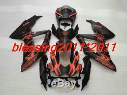 Fairing For Suzuki GSXR600 750 K8 2008 2009 2010 ABS Plastic Injection Mold B36