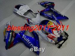 Fairing For Suzuki GSXR600 750 K8 2008 2009 2010 ABS Plastic Injection Mold B50