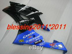Fairing For YAMAHA YZF R6 2008-2013 ABS Plastic Injection Mold Fairing Set B08