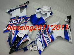 Fairing For YAMAHA YZF R6 2008-2013 ABS Plastic Injection Mold Fairing Set B16