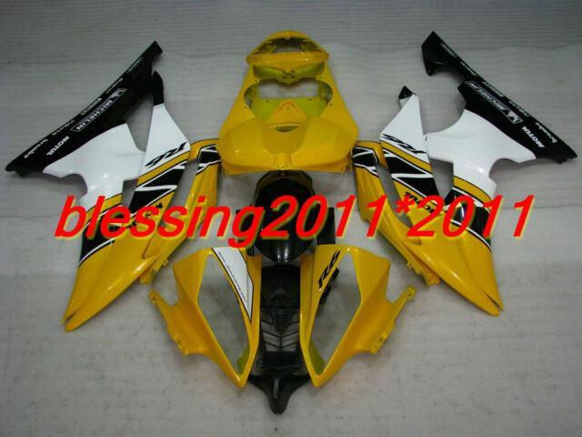 Fairing For Yamaha Yzf R6 2008-2013 Abs Plastic Injection Mold Fairing Set B36