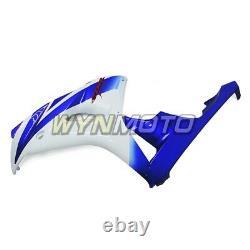 Fairing Injection Kit Red Blue for Honda 2006 2007 CBR1000RR ABS Plastic Mold