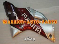 Fairing Kit For Yamaha YZF R1 2000 2001 Injection Mold Plastic Set Body Work M26