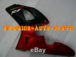 Fairing Kit For Yamaha YZF R1 2000 2001 Injection Mold Plastic Set Body Work M27