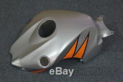 Fairing Orange Silver Injection Mold Plastic Fit for Honda 2008-2011 CBR1000RR
