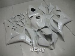 Fairing Pearl White injection Mold Fit for HONDA 2007-2008 CBR600RR Plastic b005