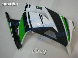 Fairing Plastic Fit for 2013-2016 Ninja 300R Black White Green Injection Mold B3
