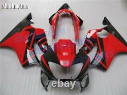 Fairing Red Black Injection Molding Fit For Honda CBR600 F4 1999-2000 Plastic A8
