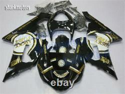 Fairing Set Fit for Ninja 636 ZX6R 2005-2006 Injection Mold Plastic Bodywork tB3