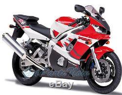 Fit for 1998-2002 Yamaha YZF R6 Injection Mold Fairing Bodywork Plastic Set v10