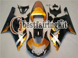 Fit for 2001 2002 2003 GSXR600 GSXR750 K1 ABS Injection Mold Fairing Plastic #25