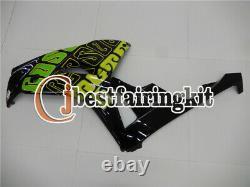 Fit for 2006-2007 Honda CBR 1000 RR Plastic Mold Bodywork Injection Fairing a#06